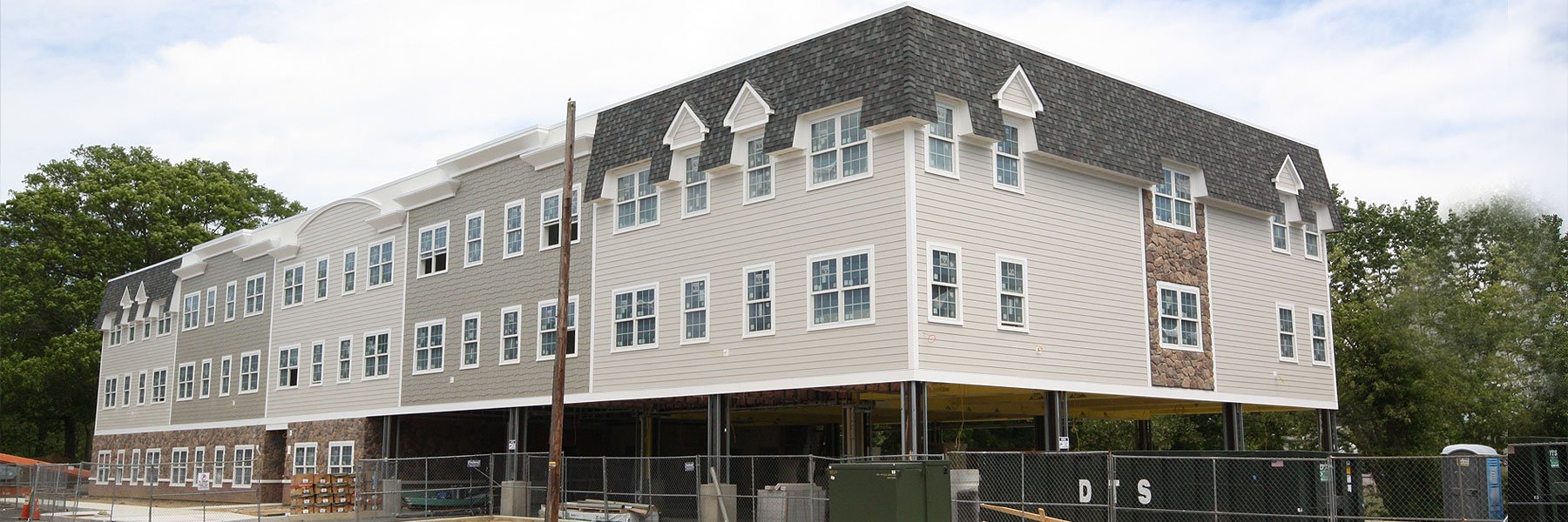 Baypointe at Keyport Apartments For Rent in Keyport, NJ Building View